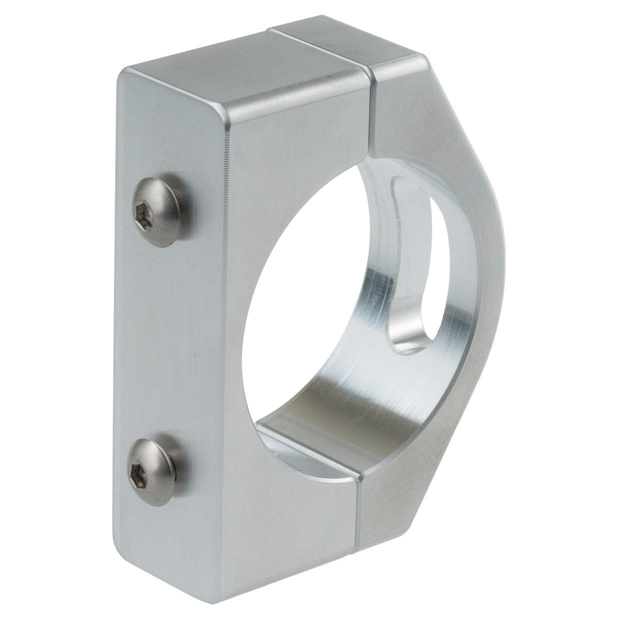 Tube Accessory Clamp Silver Joker Machine 60-130-4 1 3//4in
